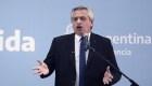Habla Alberto Fernández tras el escándalo con el gabinete