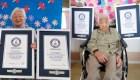 Gemelas japonesas de 107 años rompen un récord mundial