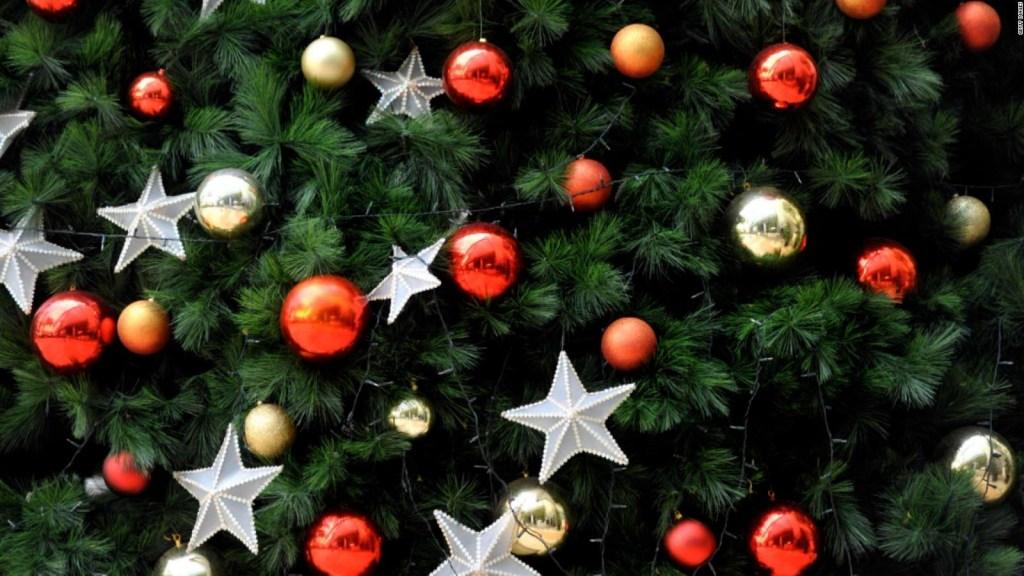 Suben los precios de los árboles artificiales de Navidad