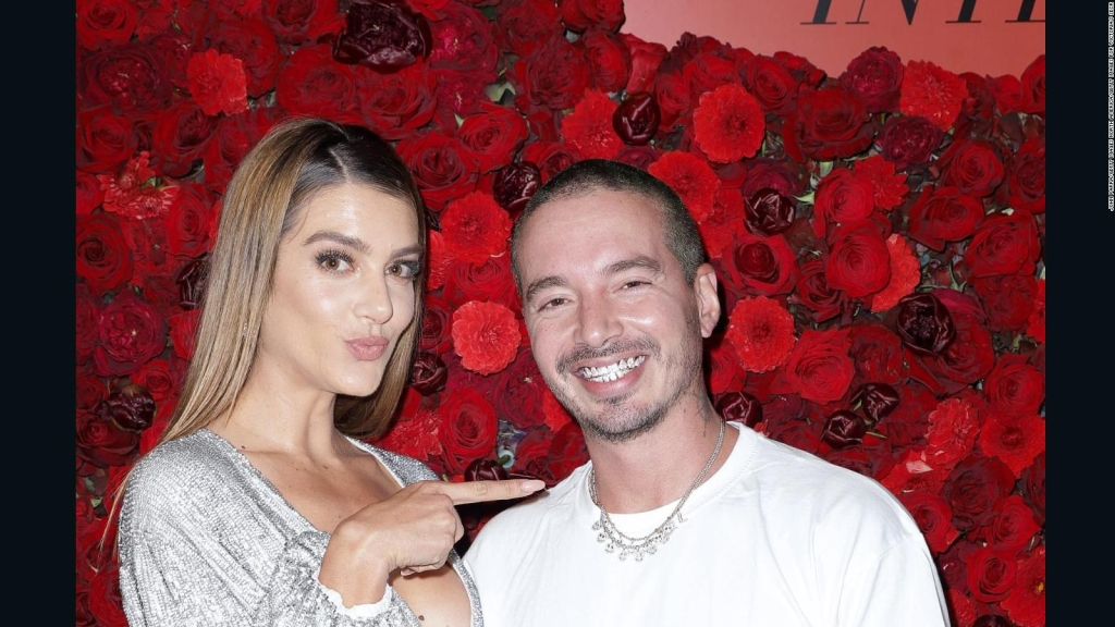 J Balvin celebra a Valentina Ferrer, madre de su hijo
