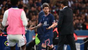 Messi podría ausentarse el miércoles tras ser reemplazado el domingo