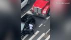 El divertido desenlace en un incidente de tráfico en Nueva York