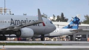 Depto. de Justicia demanda a American Airlines y JetBlue