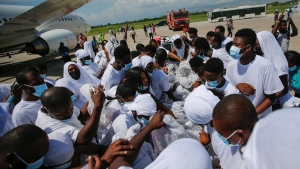 Caos en Haití tras deportación de migrantes desde EE.UU.