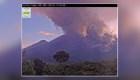 Alerta por registro de actividad en Volcán de Fuego