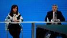 Cabandié habla de las disputas en el gobierno argentino
