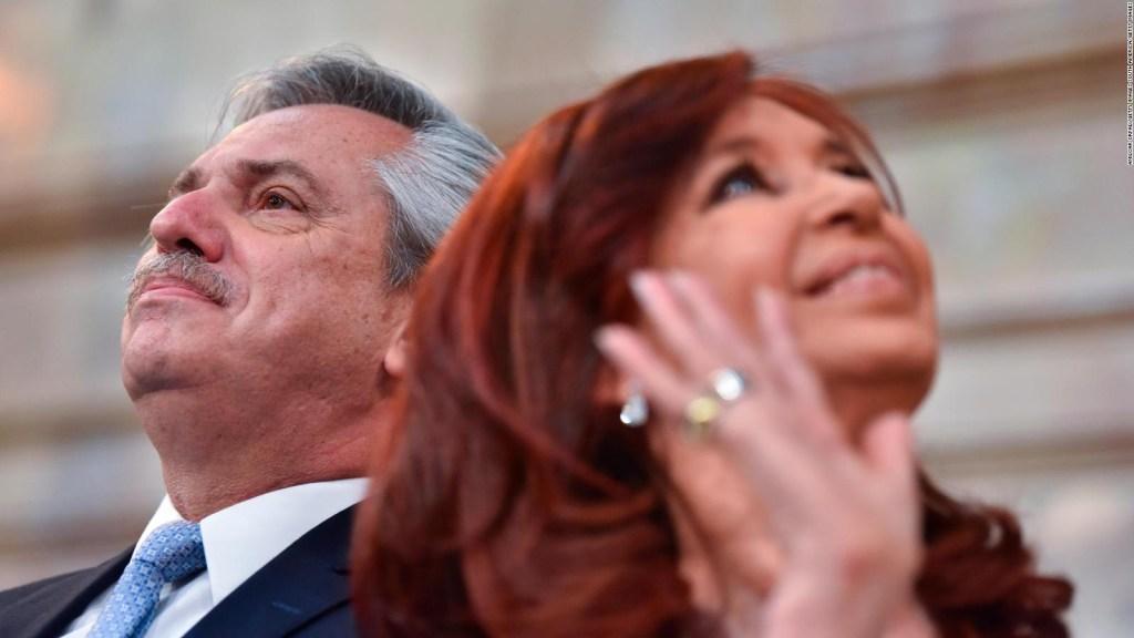 Alberto Fernández vs. Cristina Fernández, lucha de poder