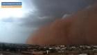 Apocalíptico: nube de polvo cubre zonas de Sao Paulo