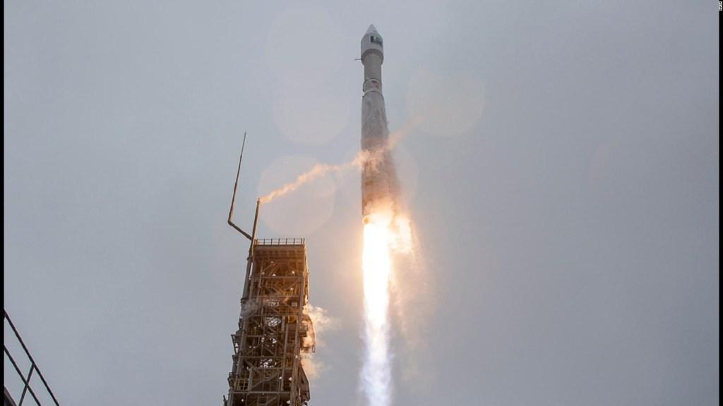 Así fue el lanzamiento del satélite Landsat 9