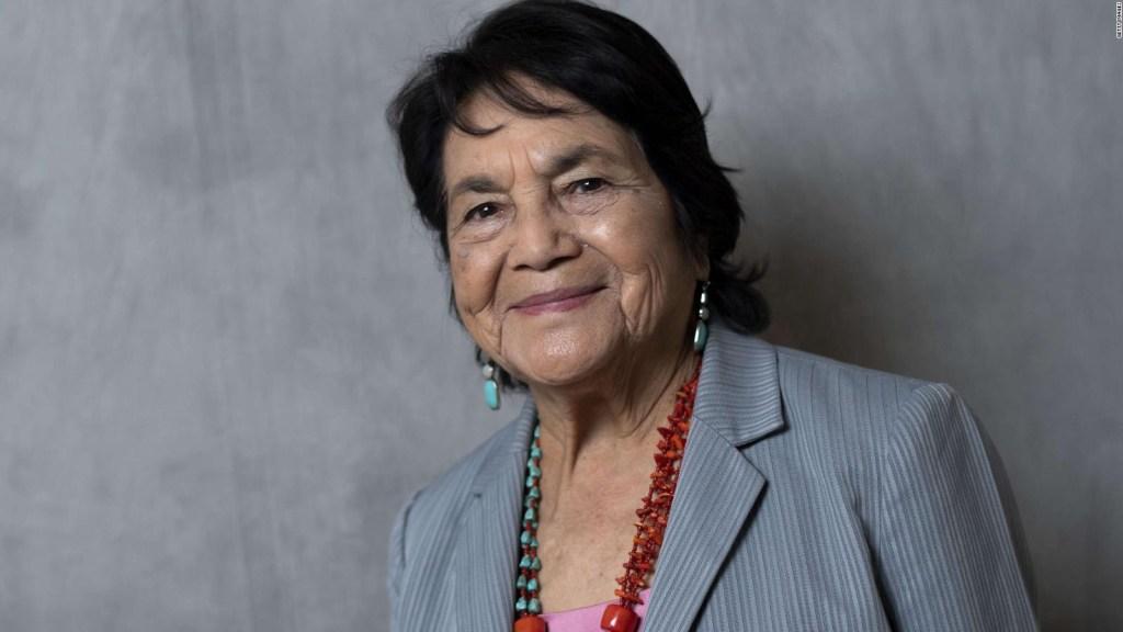 Dolores Huerta y los años de lucha por los trabajadores