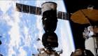 La Soyuz se reubica en Estación Espacial Internacional