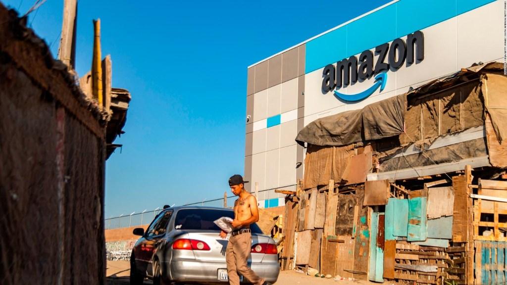Nueva planta de Amazon en Tijuana muestra desigualdades