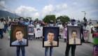 Más de 85.000 personas desaparecidas en México