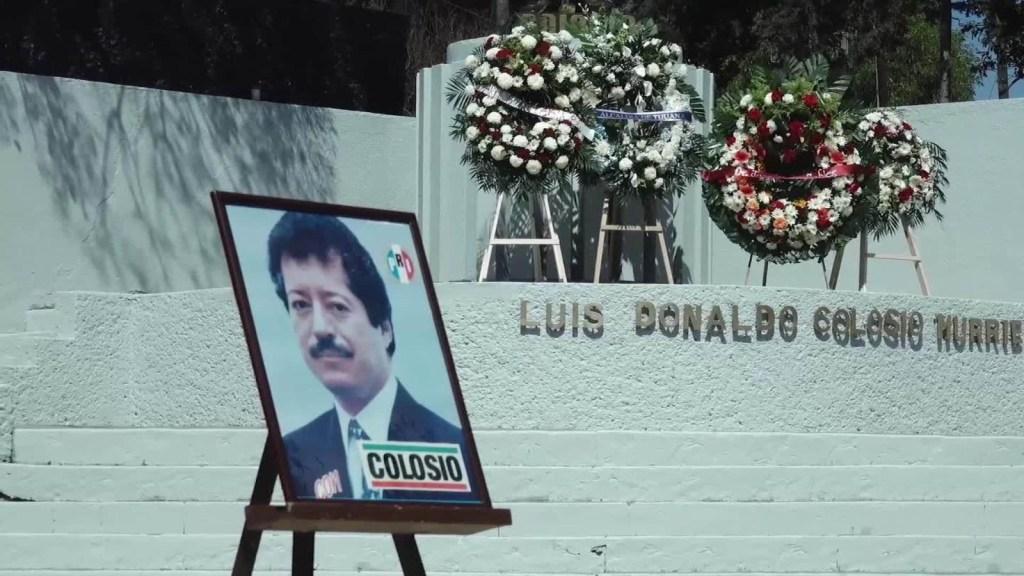 Fiscalía mexicana reabriría caso de asesinato de Colosio