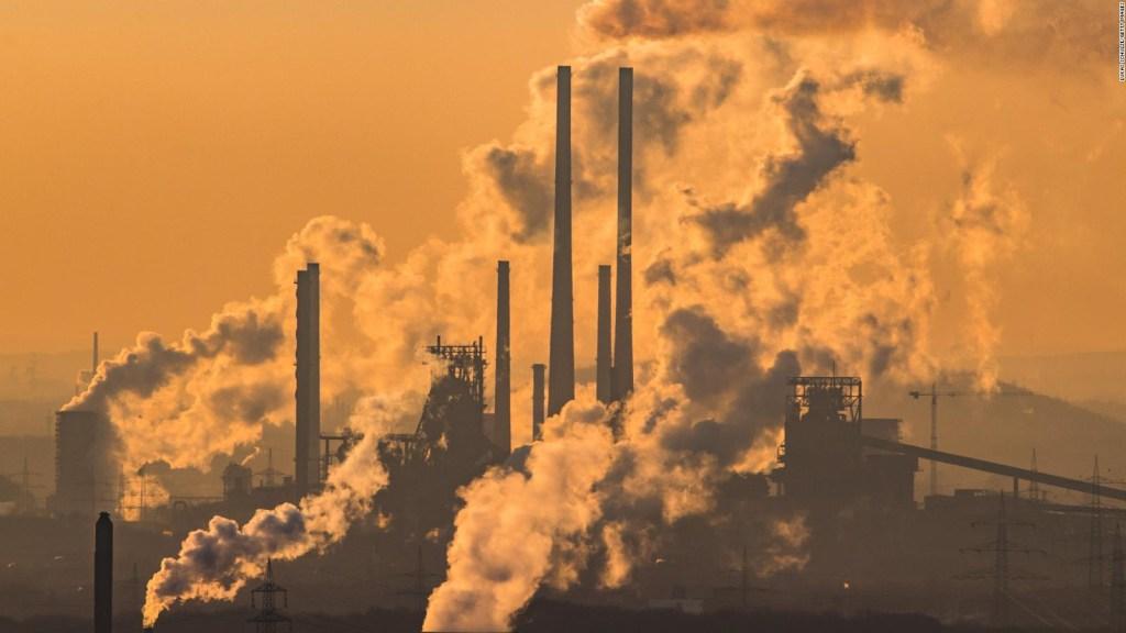 Niveles de CO2 en atmósfera llegan a un nuevo máximo