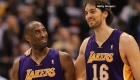 Pau Gasol sobre Kobe Bryant: Me enseñó a ser mejor líder