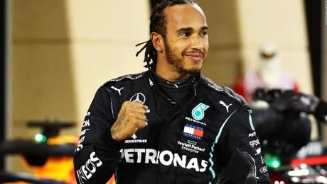 Lewis Hamilton habla del acoso en las redes sociales