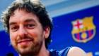 Pau Gasol, leyenda del baloncesto español, se retira