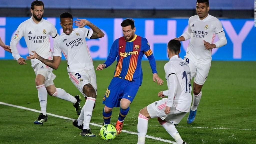 ¿Extrañará el Barcelona a Messi en El Clásico?