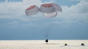 SpaceX modifica el inodoro de su nave tras este percance