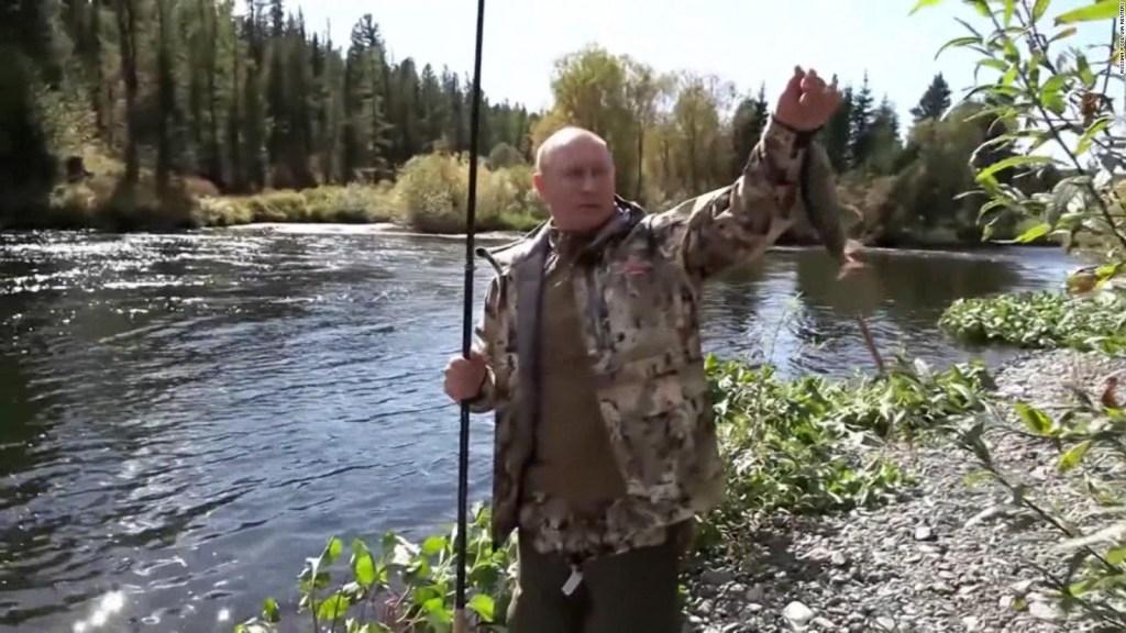 Rusia ofrece visitar algunos lugares favoritos de Putin