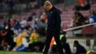 ¿Dirigirá Koeman su último partido con el FC Barcelona?