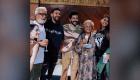 Se juntan Messi, Navas, Di María y el cantante Camilo
