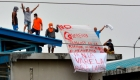 Nuevos incidentes en las cárceles de Ecuador