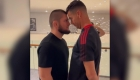 Cristiano y Khabib se 'enfrentan' cara a cara