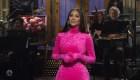 "Kardashian habló de Kanye West en ""Saturday Night Live"""