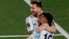 Messi y Argentina brillaron ante Uruguay