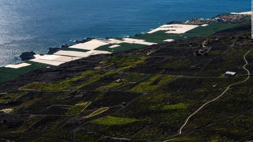 Así lucía La Palma antes de la erupción del volcán