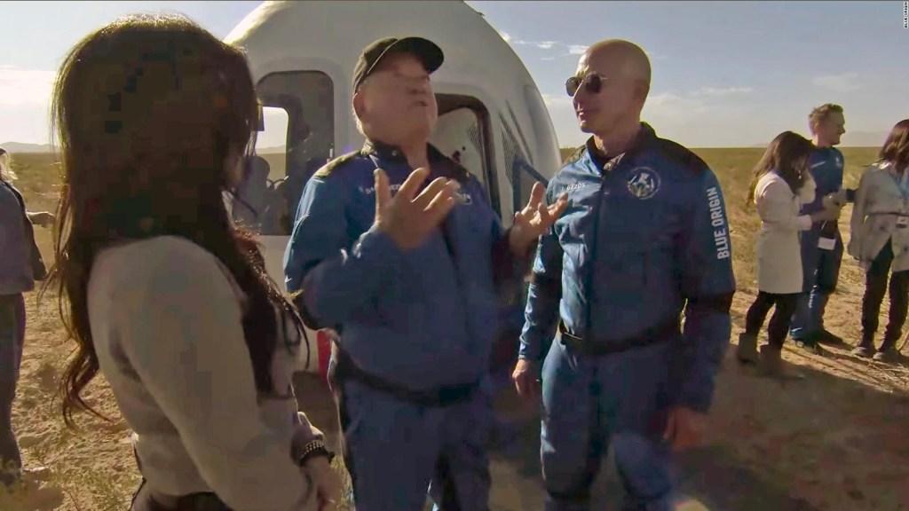 Estas son las personas más longevas en ir al espacio