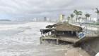 Huracán Pamela: Sin muertos y con daños materiales