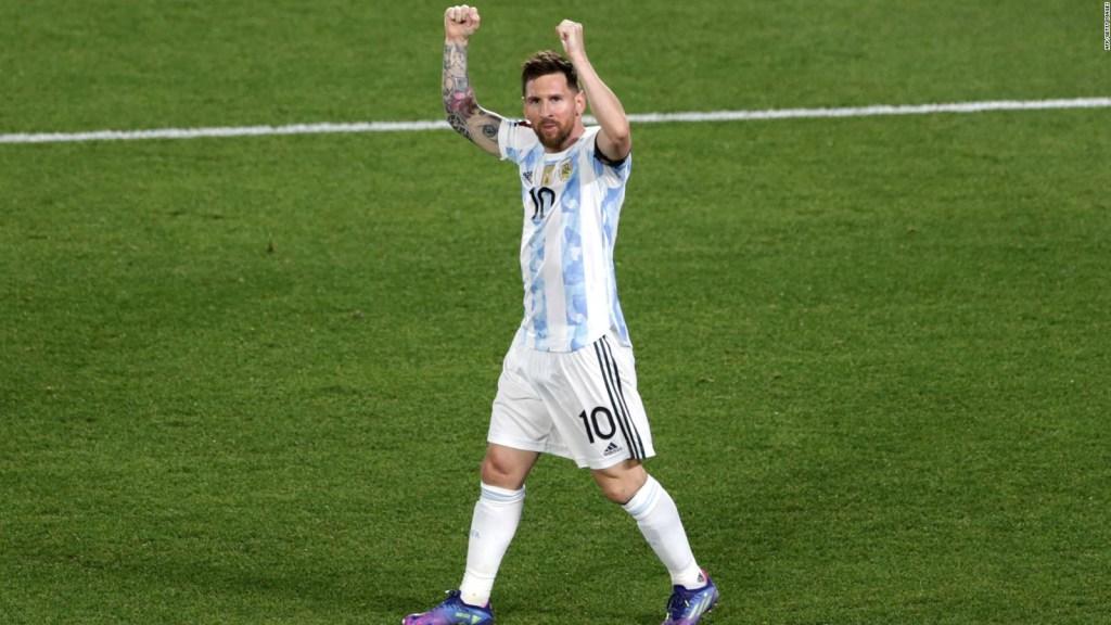 Argentina busca ante Perú acercarse al Mundial