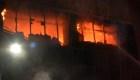 Incendio en Taiwán deja al menos 46 muertos