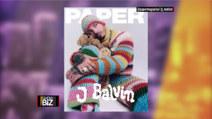 J Balvin habla sobre sus ambiciones como artista