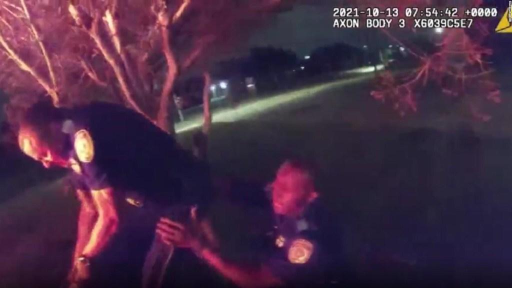 Dramático rescate en Texas queda capturado en video
