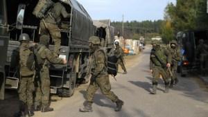 Polonia duplica soldados en frontera con Belarús