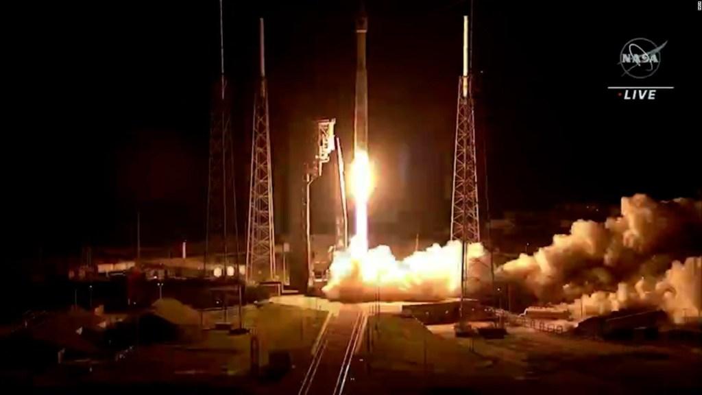 Ambiciosa misión especial de la NASA