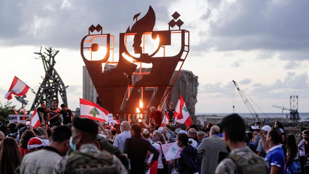 El riesgo de una guerra civil en el Líbano