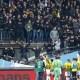 Colapsa parte de las gradas de un estadio de Países Bajos