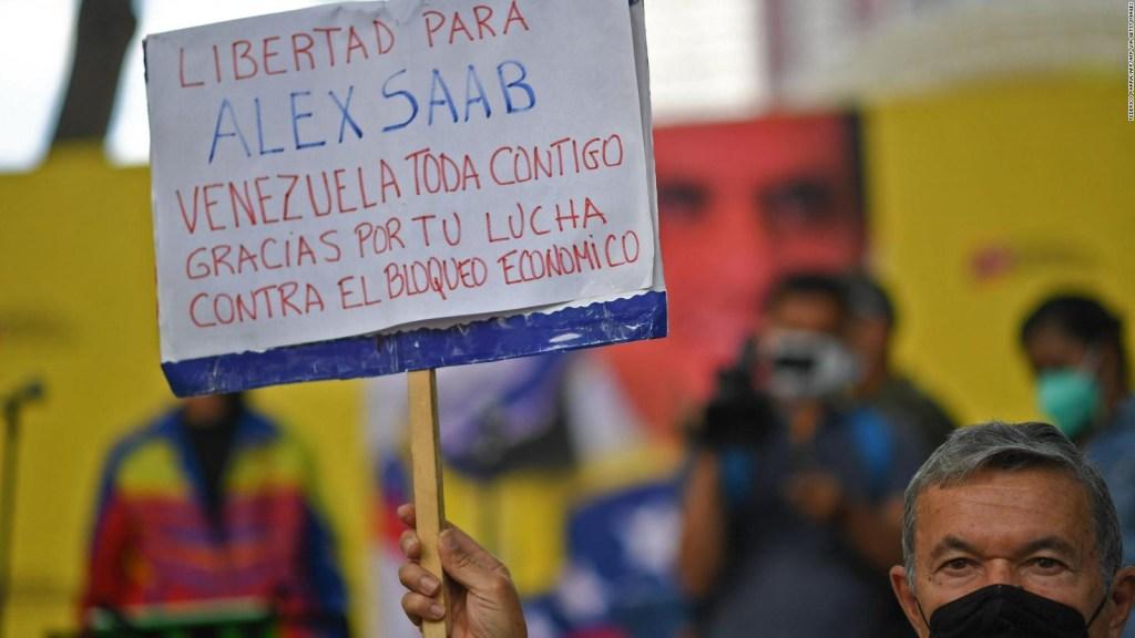 Extradición de Saab: se suspende el diálogo venezolano