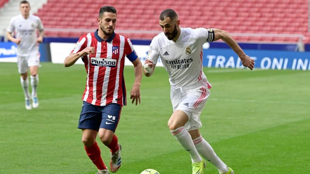 Partidos clave para Real y Atlético en la Champions