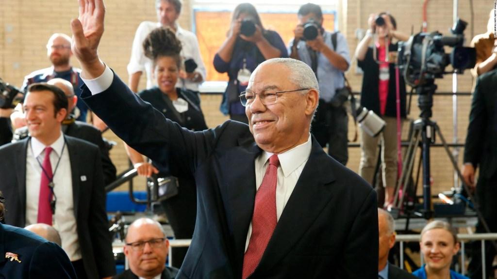 La vida de Colin Powell, primer secretario de Estado negro