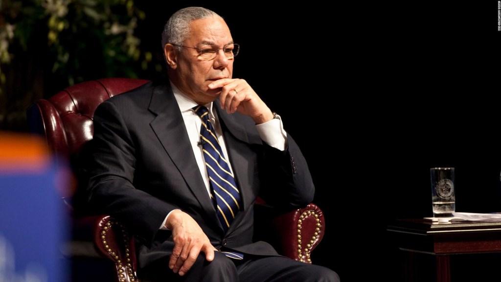 ¿Qué otras causas provocaron la muerte de Colin Powell?
