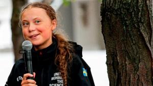 Greta Thunberg: activista y ¿cantante?