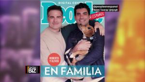 Roberto Manrique comparte parte de su vida junto a Oliver, su pareja