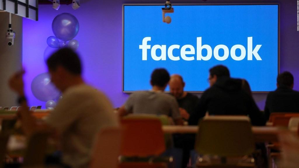 Facebook planea cambiar su nombre, según un informe