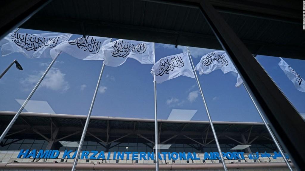El aeropuerto de Kabul tras dos meses de la salida de EE.UU.